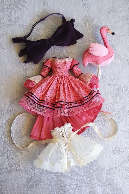 For Gina ≈ Pink Alice ≈ by Kikihalb ♧ Forest~Tales ♧, via Flickr