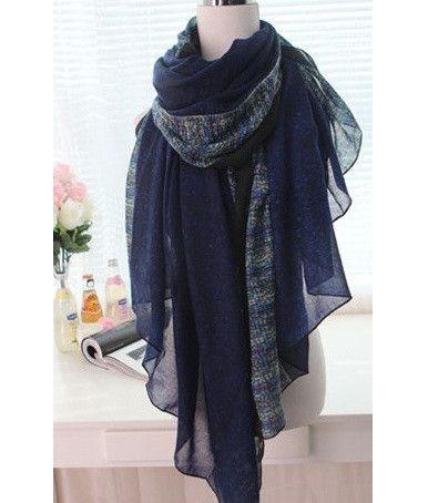 Stripe Design Matching Scarf – teeteecee - fashion in style