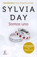 La teva lectura i la meva: Somos uno. Saga Crossfire 5. Sylvia Day (ressenya ...