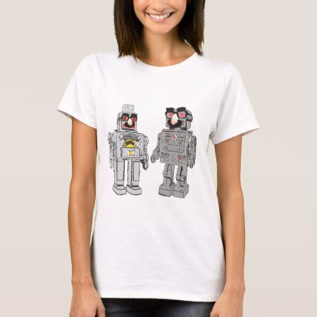 Robot in disguise T-Shirt - tap to personalize and get yours
