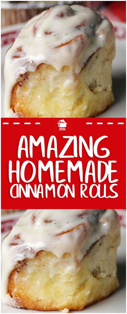 Amazing Homemade Cinnamon Rolls – Home Family Recipes