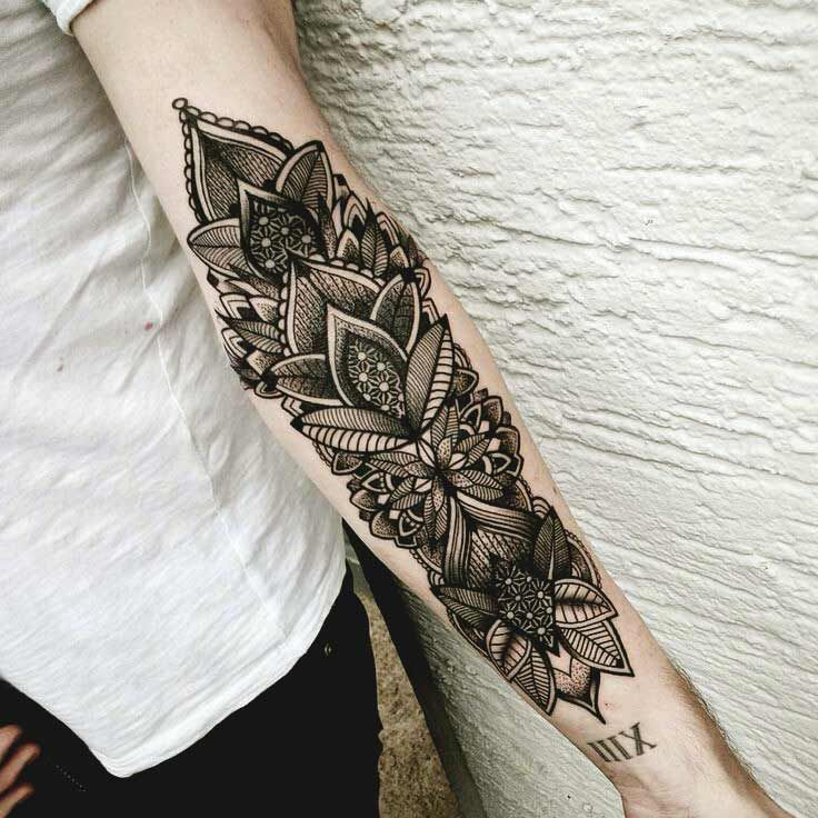 Cool Inner Forearm Tattoos For Girls Cool Forearm Tattoos