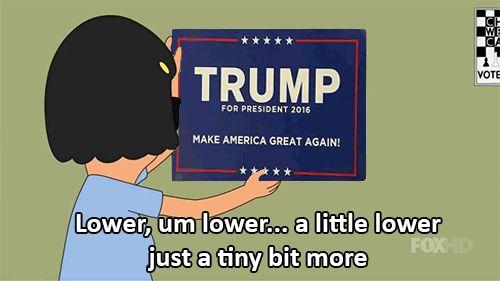 Trump lol