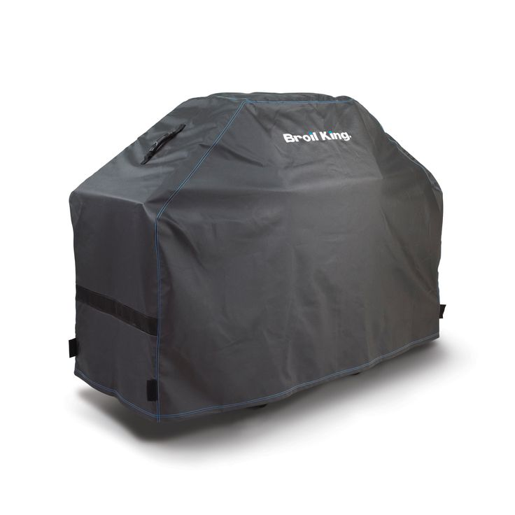 broil king premium 64in black pvc gas grill cover