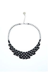 Silver necklace 458N by OXXO design