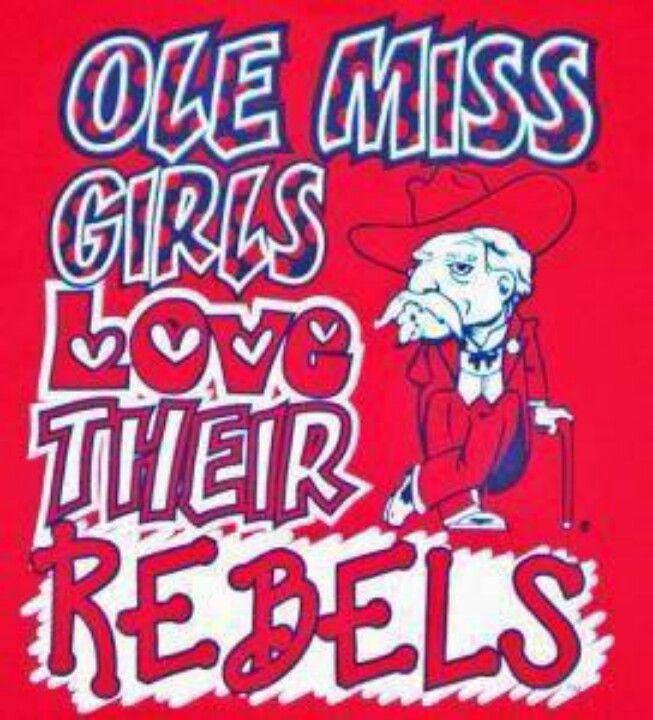 Ole Miss girls
