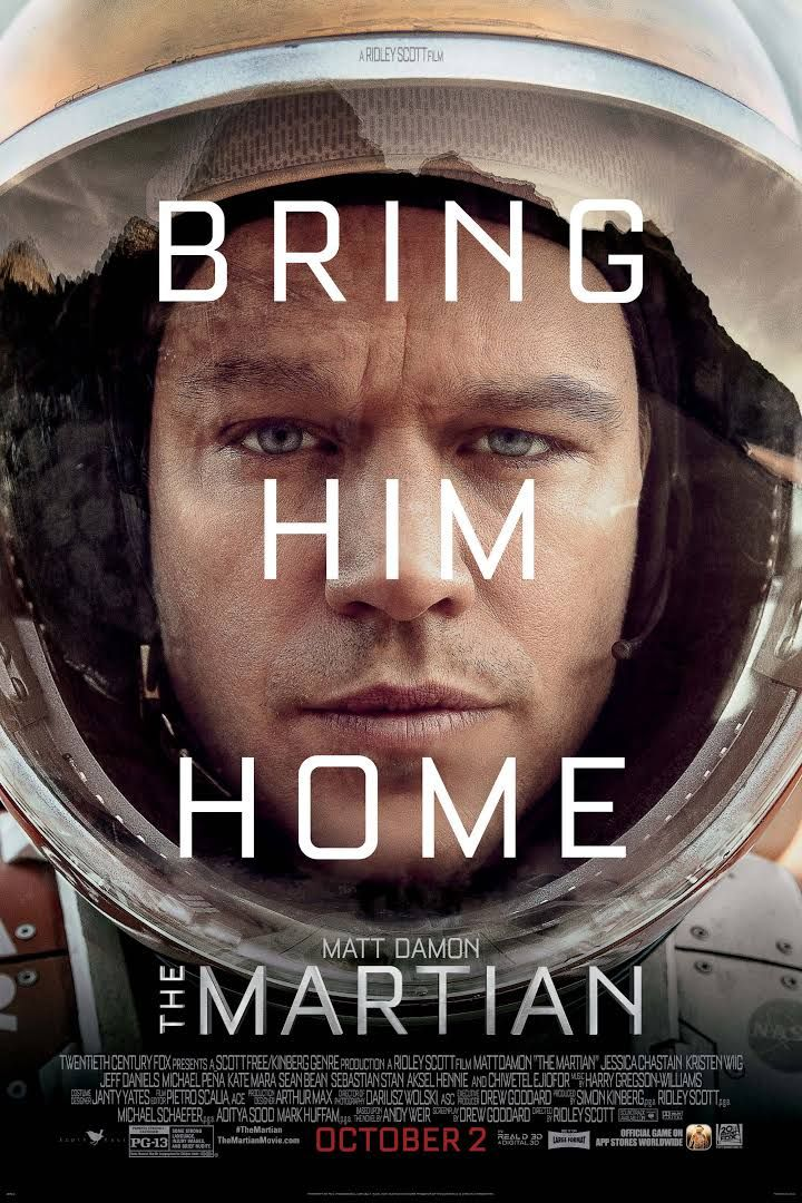 #TheMartian If a textbook about survival on Mars actually is based on The Martian, I'm not surprised. The movie has reality and plenty of fun stuff from science.