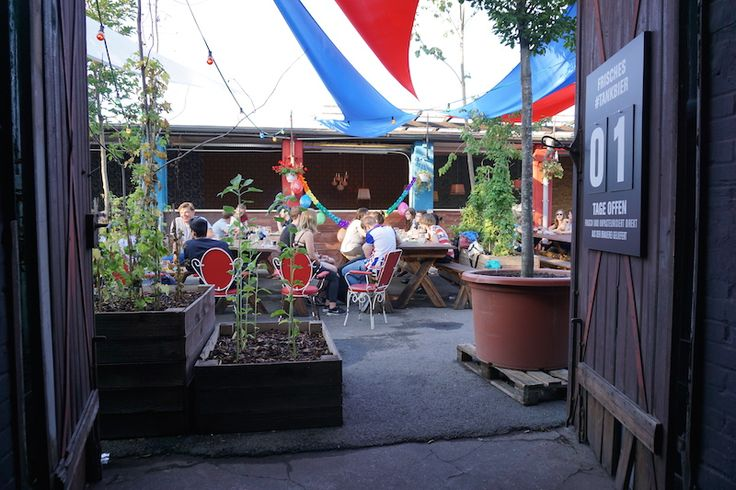 beer garden / Schleusenufer 3, 10997 Kreuzberg / U1 Schlesisches Tor, S Treptower Park