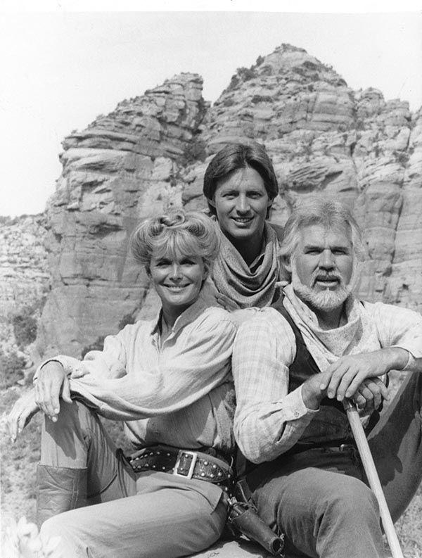 Kenny Rogers, Bruce Boxleitner, Linda Evans -  The Gambler (1980)