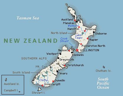 I've heard so many amazing stories about New Zealand