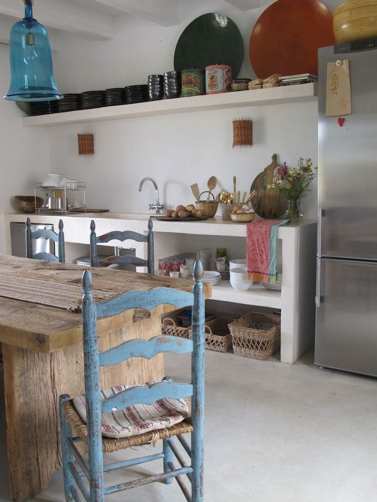 <p>This private home in the countryside of Formentera was stylishly designed by Luis Galliussi. The house has a wonderful pool terrace with shaded sitting and eating areas. The ground level boasts a b