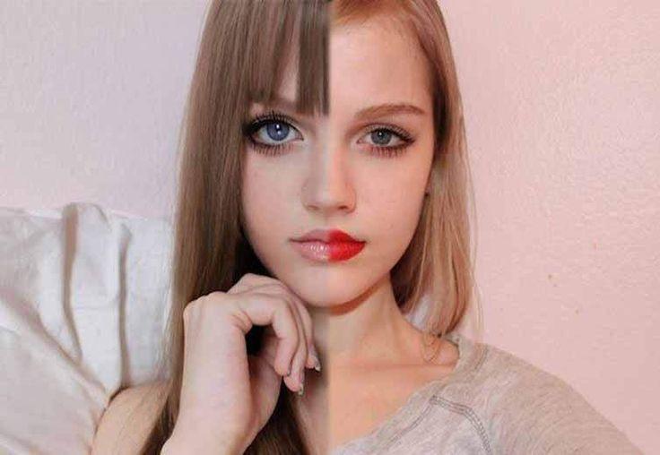 Como maquillarse para que los ojos parezcan más grandes