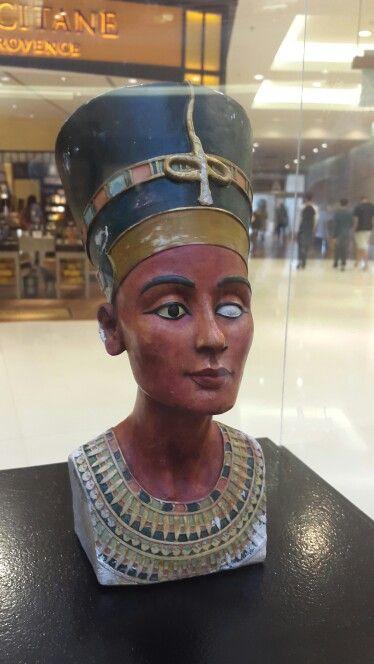 """Secrets of Egypt"" Expo. Curitiba, Brazil."
