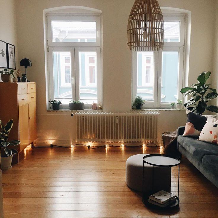 Heute wird gemütlich. #home #wohnzimmer #wohnzimmerideen #deko #dekoration