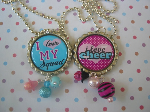 cheer gifts -- got a new idea for my niece Ashley!!!  oh - so love this!!!!