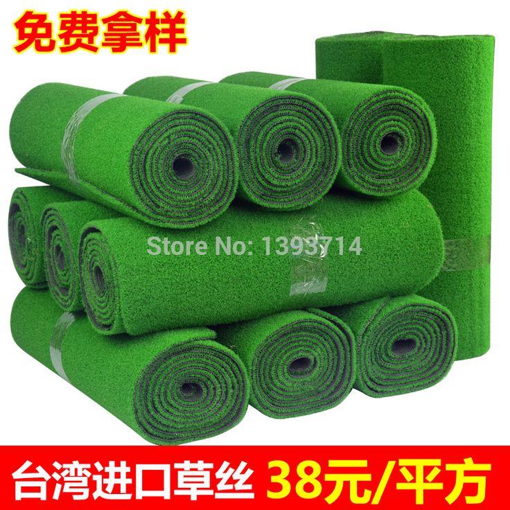 Alta artificial sodding cifrado alfombra de césped artificial de plástico