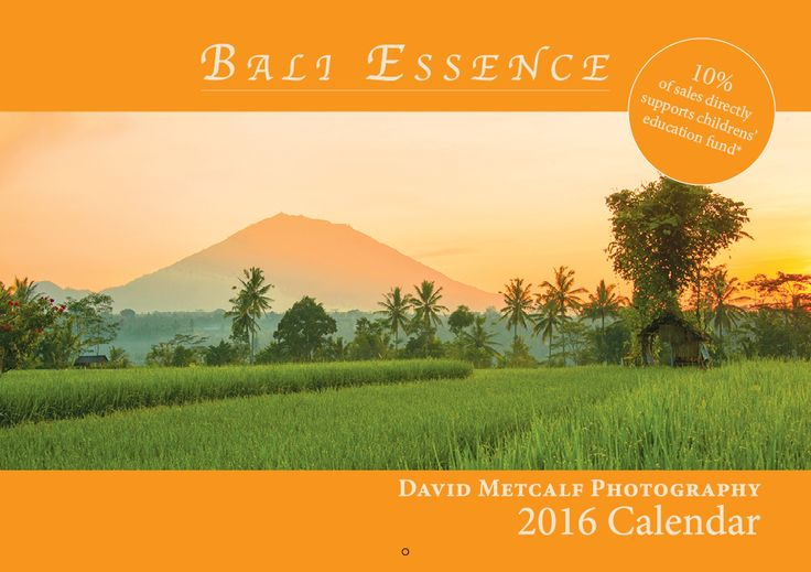 Spend a year in Bali!