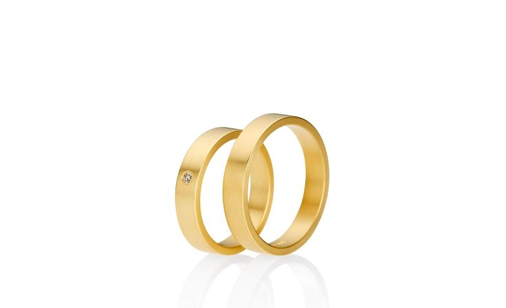 Wedding Ring Niessing Rectangular