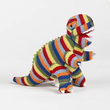 Image result for stripey dinosaur toy