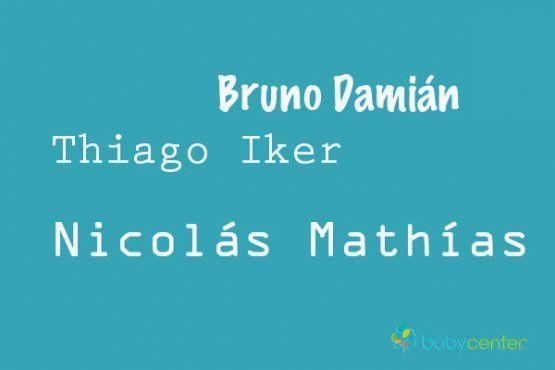 Nombres compuestos de niño menos populares (¡bellísimos!) de 2013 | Blog de BabyCenter @BabyCenter en Español