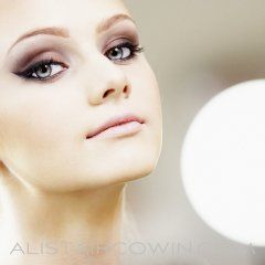Images shot for Alistair Cowin 'Beauty Book - 2015'   Model: Sian    Makeup:  Chloe Bradley