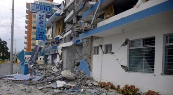 Hasta el momento se reportan afectaciones en viviendas en Pinotepa Nacional y San José del Progreso, Tototepec, en el estado de Oaxaca; aquí el reporte hasta las 18:45 horas por ...