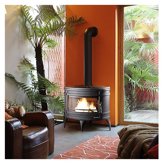 18 best poele a bois appartement images on pinterest apartments wood burning stoves and fire. Black Bedroom Furniture Sets. Home Design Ideas