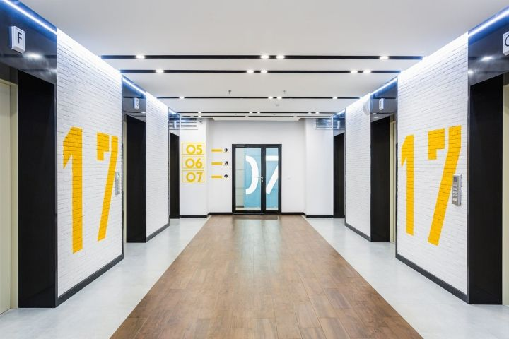 Креативные идеи для офиса – Общий холл