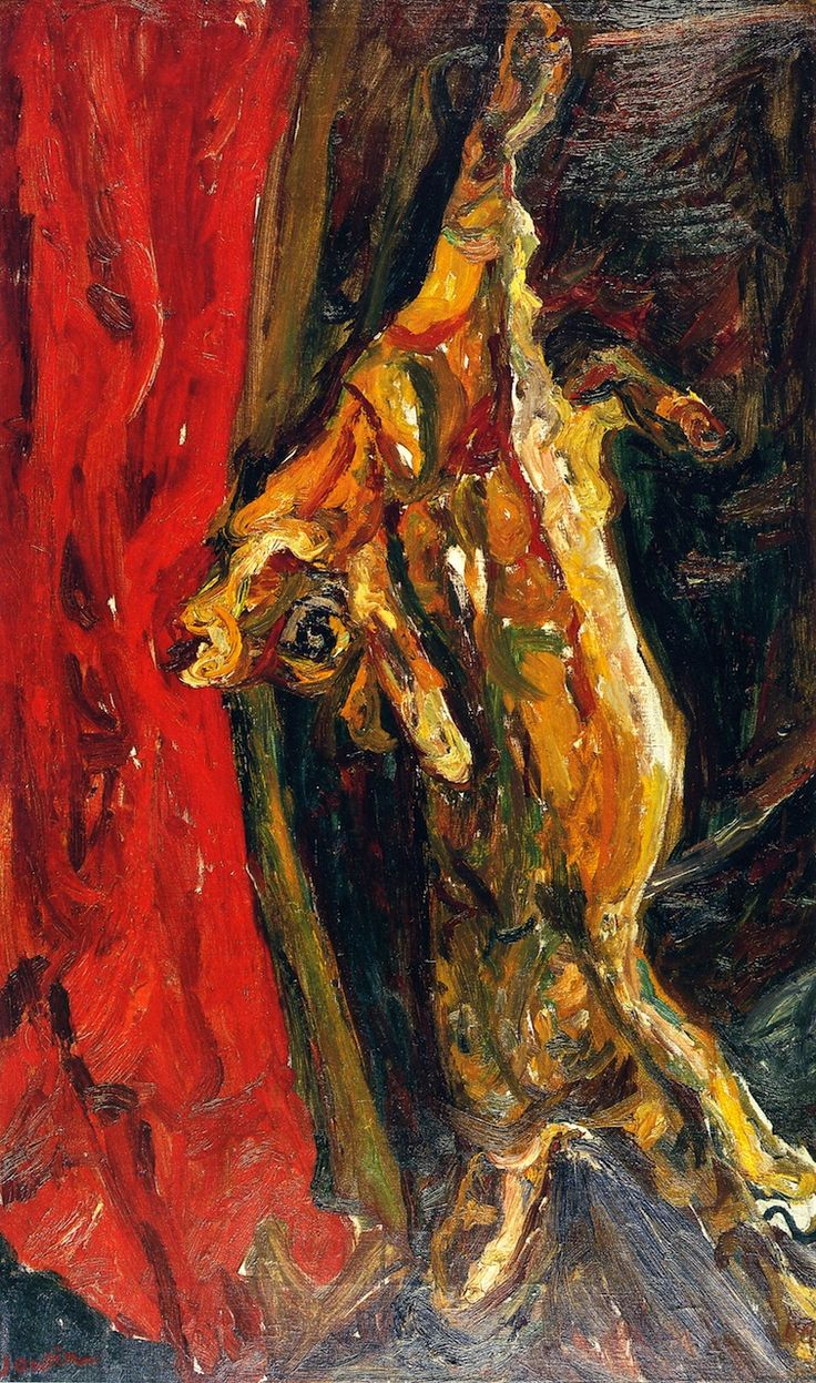 101 Best Images About Chaim Soutine On Pinterest