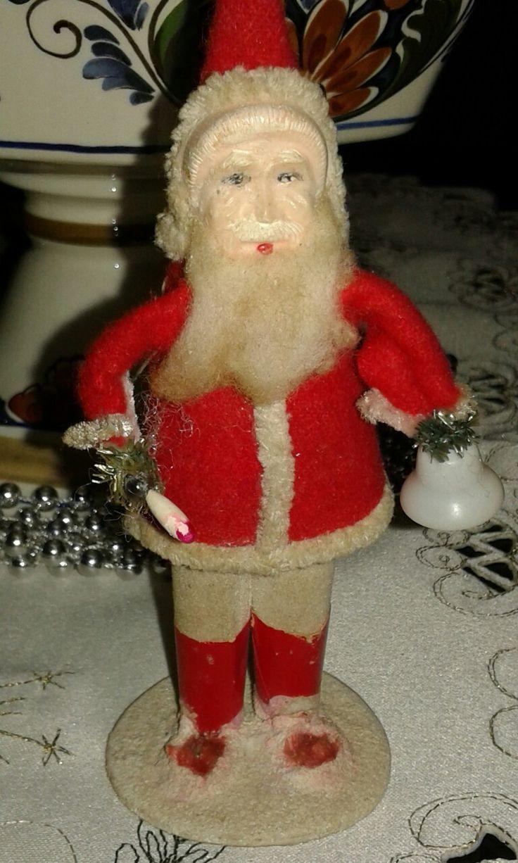 Kerstmannetje. 1966.