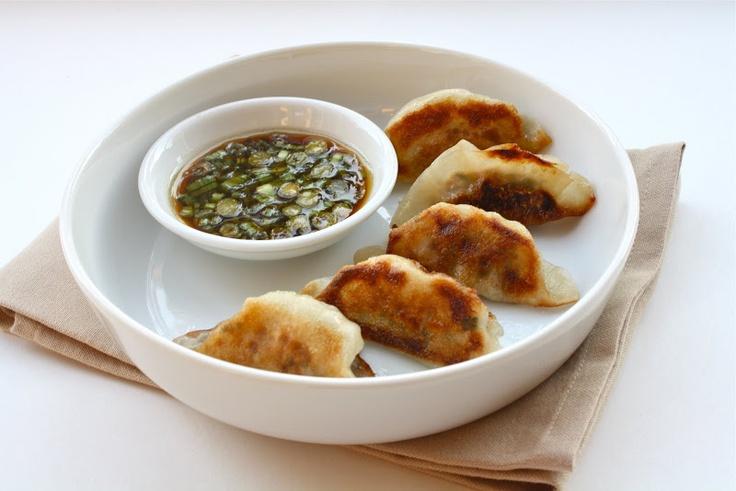 Dumplings-Pot Stickers | Cooking | Pinterest