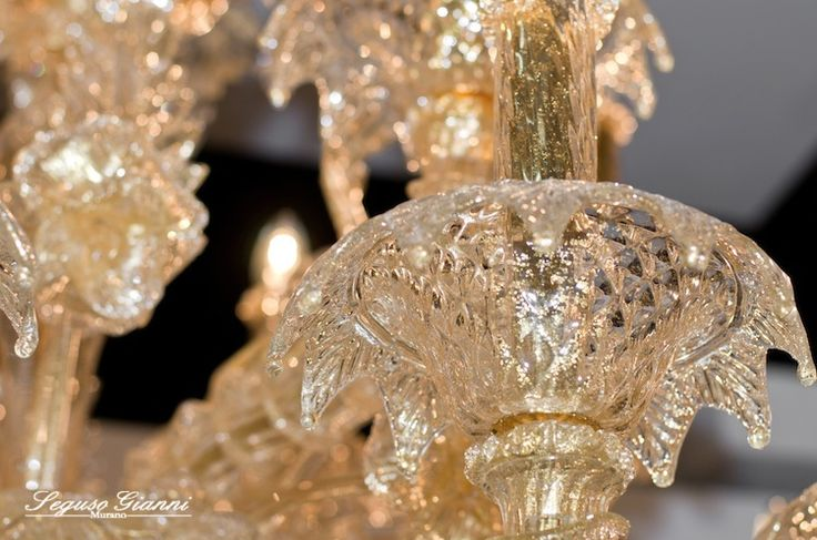 Murano glass - classic chanderlier #yourmurano #muranoglass #chanderlier #seguso #segusogianni #lighting