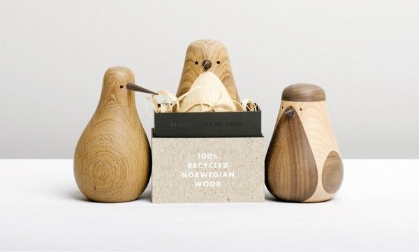 Project: Re-turned Designer: Lars Beller Fjetland Re-turned is a project that uses leftover wood, turning trash into beautiful objects. Eve...