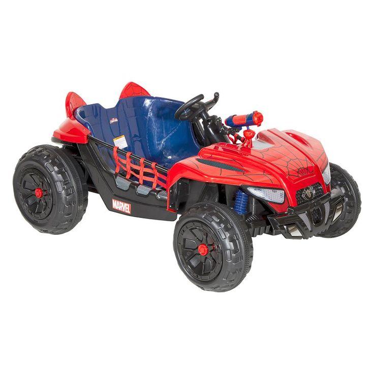 Spider-Man 12V Battery Powered Dune Buggy - 8802-12
