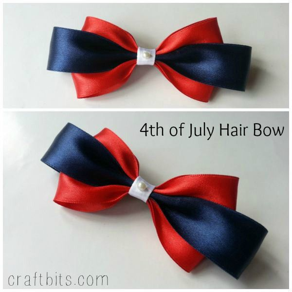 july 4th hair accessories