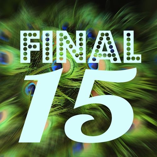 Final15: Finishing School for the Last Few Pounds. Coming in September!