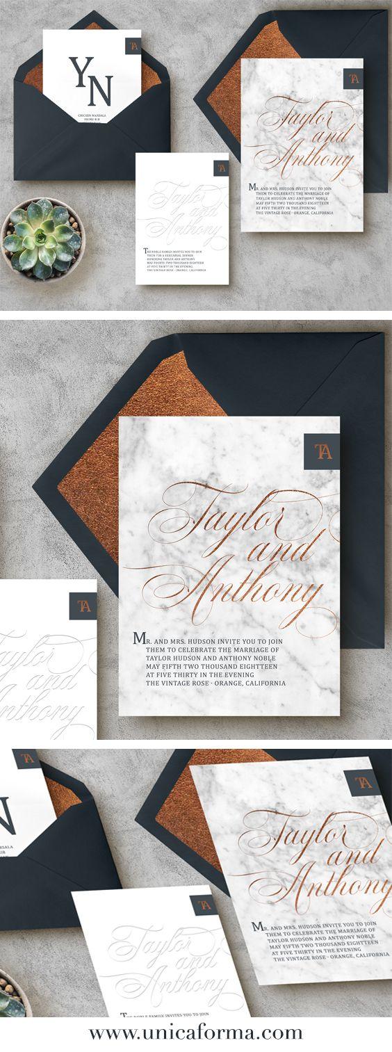 635 best wedding invitations images on pinterest invitations