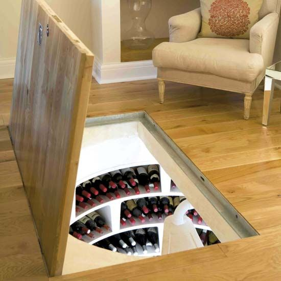 Spiral cellars - housetohome.co.uk