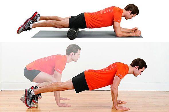 Training für die Knie - Beugen Sie Kniebeschwerden vor!