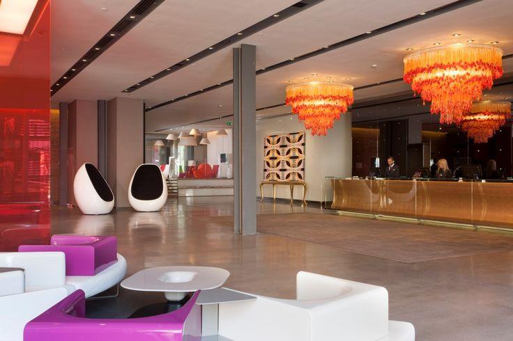 Nhow  Top design hotel Milano  #milan #expo2015 #italy #hotel #luxury #milano #Spa #wellness
