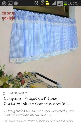 36 best Cortina images on Pinterest | Curtain ideas, Cute curtains ...