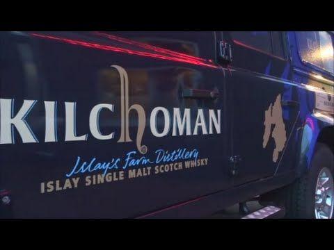 Kilchoman 10th Anniversary Tour 2015