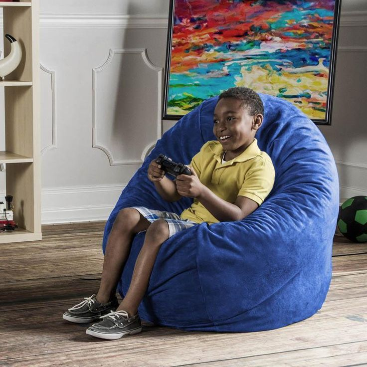 Jaxx Cocoon Jr 4 Round Multi Positon Bean Bag