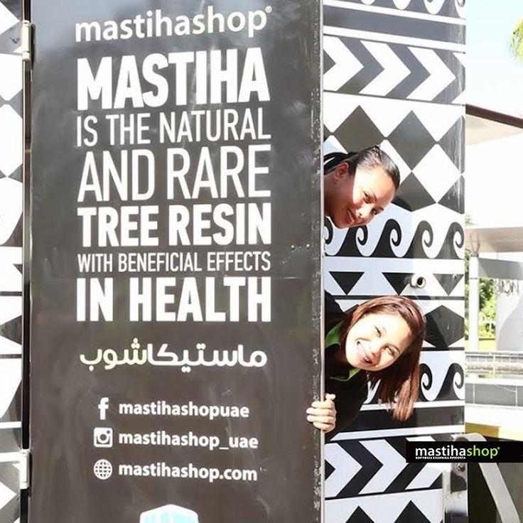 Having #fun with our #mastiha #truck at #Dubai