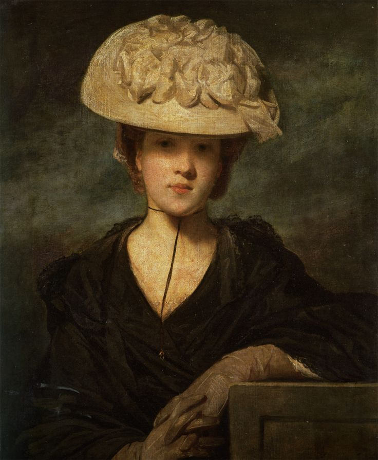Miss Mary Hickey; Joshua Reynolds; olio su tela; ritratto; 1770; Yale Centre For British Art (Yale University), New Haven, USA.