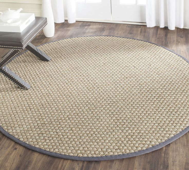 Laurel Foundry Modern Farmhouse Chaure Brown Gray Area Rug