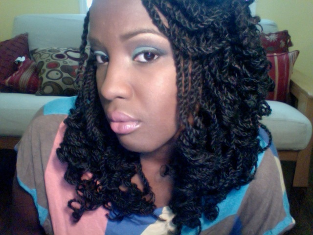 Nappy Hair Styles Pictures: Best 25+ Short Kinky Twists Ideas On Pinterest