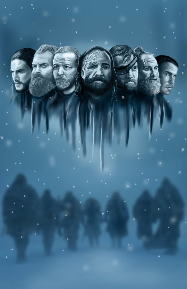 Game of Thrones, Fellowship of the Wight