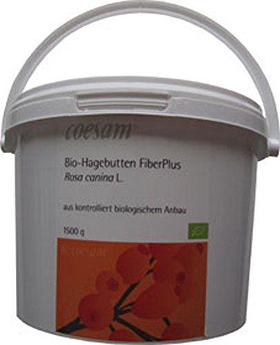 Aus der Kategorie Nahrungsergänzungen & Vitamine  gibt es, zum Preis von EUR 25,09  Coesam Bio Hagebutten FiberPlus 1500g Ergänzungsfutter Hund/Katz/Nager/Pferd<br>Hund - Katze - Bio-Kontrollstelle des Herstellers - DE-ÖKO-070 - Hersteller - Coesam Scandinavia ApS - Lagerung - Trocken lagern - Futterdaten - Zusammensetzung - Hagebuttenkerne (90%), Hagebuttenpulver (10%) aus kontrolliert biologischem Anbau. - Analytische Bestandteile - Rohprotein: 5,9%, Rohfett: 5,5%, Rohfaser: 39,5%…