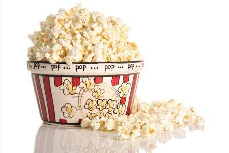 Coconut Oil Popcorn Recipe — The Healthy Way!